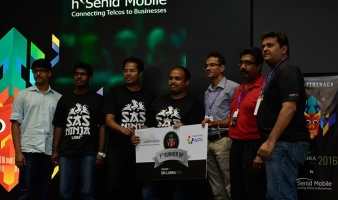 TADHack SL 2016 Developer Highlight : SAS Ninja