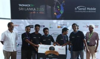 TADHack SL 2015 Developer Highlight : Greeen Team