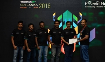 Team Inglorious Masters shares their experience at this year's TADHack