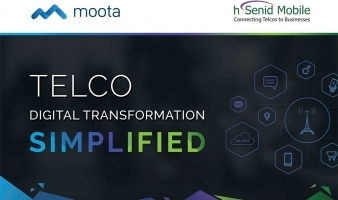 Moota Telecom and hSenid Mobile collaboratively simplify Digital Transformation for Telcos!