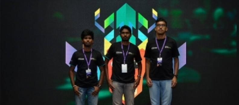 The Youngest Team to compete at TADHack shares their experience