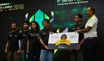 TADHACK SL 2016 Developer Highlight: Shilpa64