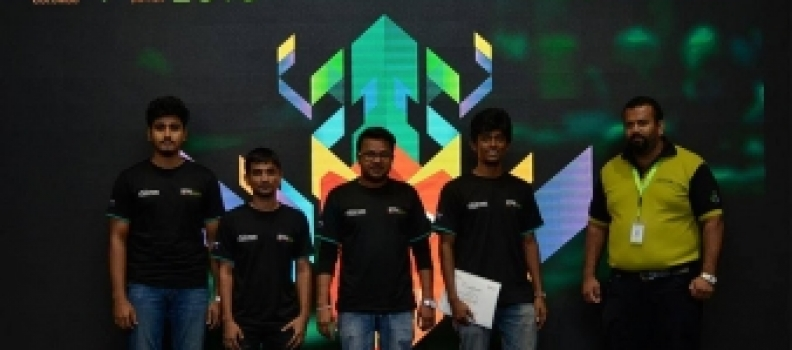 Team Siplo discuss about their experience at TADHack Sri Lanka 2016